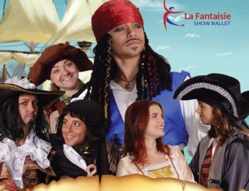 Les Pirates des Caraïbes – spectacle, 21 avril 2018, Montréal