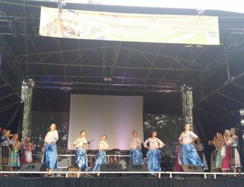 La Fantaisie Danse au MondoKarnaval, 2-3 sept 2017, Québec