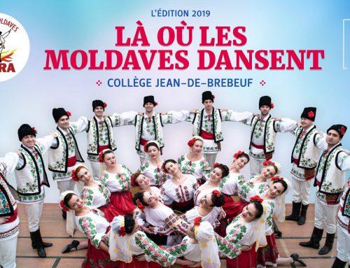 Là ou les moldaves dansent… – Deuxième édition. 22 juin 2019, 18h00 Montréal