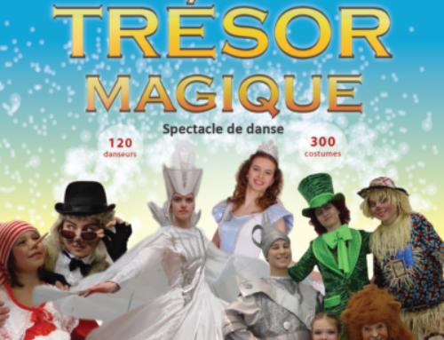 Trésor Magique – spectacle, 23 avril, Montréal