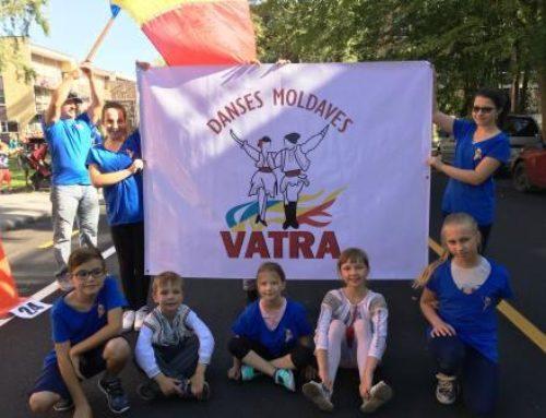 Danses moldaves pour enfants